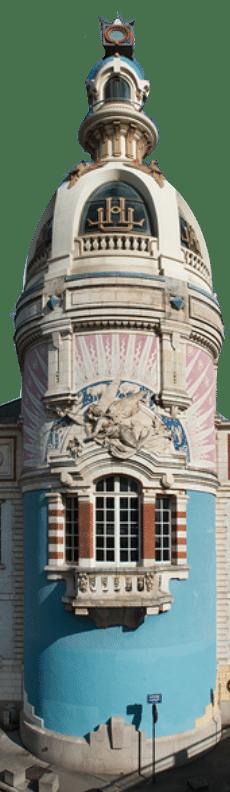 Tour LU à Nantes