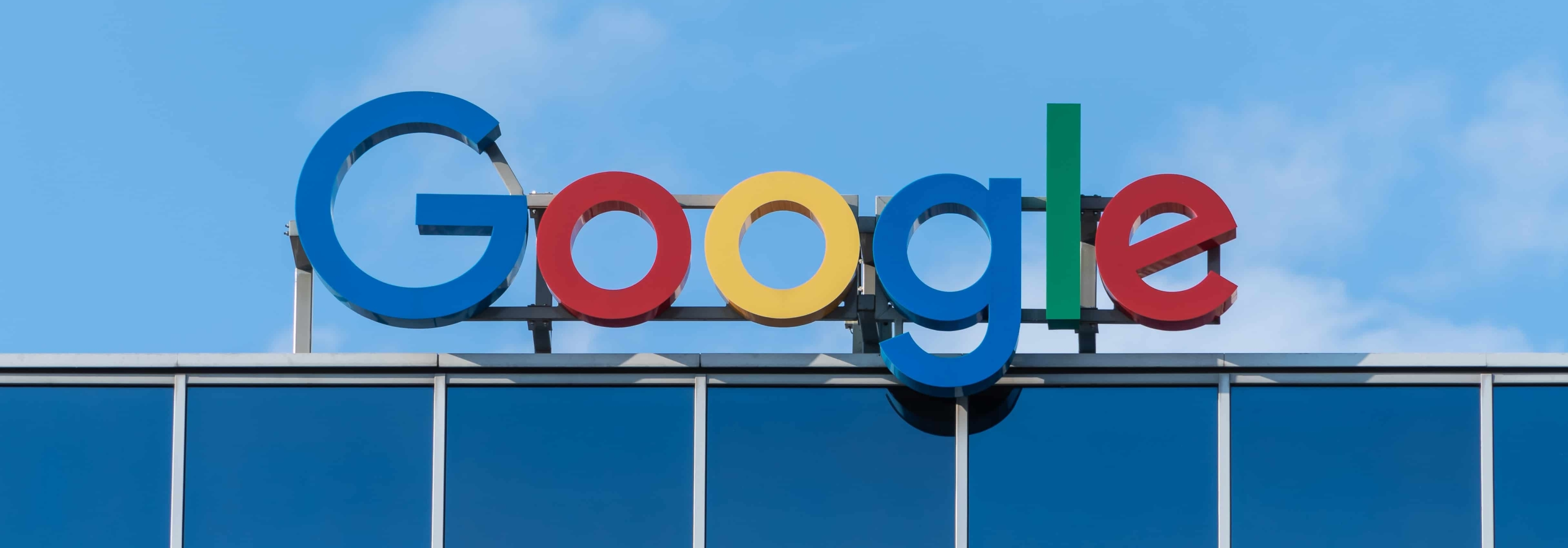 Partenariat Google